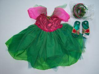 Store Lilo Stitch XXS 2 3 Hawaiian Costume Dress Tiara Bracelet Shoes