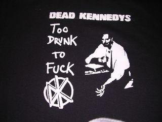 Vintage Dead Kennedys Retro ,rock ,Punk T Shirt
