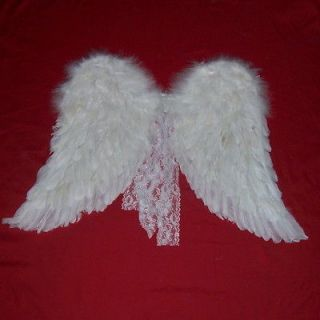 Angel Wings 22 with Feathers Halloween Christmas Costume Child Adult
