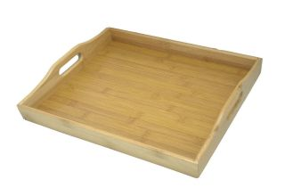 Rectangle Bamboo Serving Tray ( Item #96 902 )