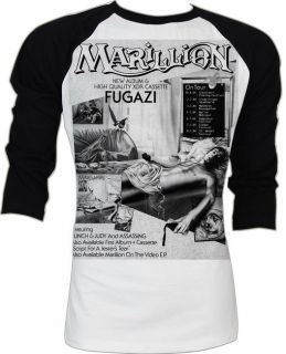 Fugazi Assassing alternative glam rock VTG Punk T Shirt 2 Tones S,M,L