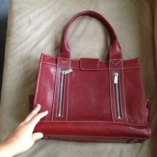 michael kors burgundy handbags in Womens Handbags & Bags