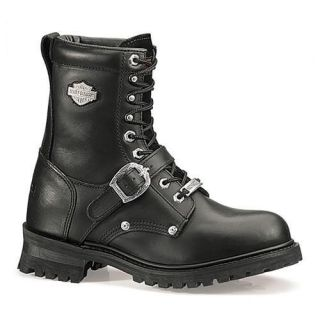 mens harley davidson boots 10 in Boots