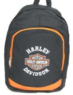 harley davidson backpack in Clothing,