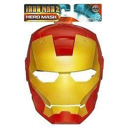 THE AVENGERS === Iron Man Hero Mask === HASBRO
