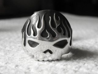harley davidson skull jewelry