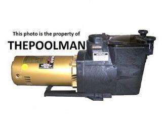 HAYWARD 3/4 HP SUPER SWIMMING POOL PUMP MODEL SP2605X7
