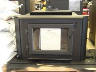 Wood Stove Insert Heatilator New In Box, Full Warranty