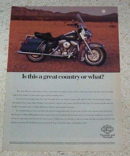 harley davidson motorcycles in Harley Davidson