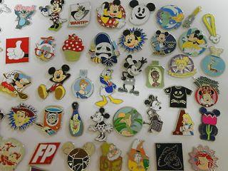 Newly listed 25 Disney Trading Pins Lot No Duplicates Hidden Mickeys