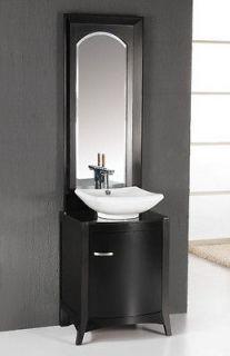 22 Solid Wood Modern/ Contemporary Design Bathroom Vanity Cabinet