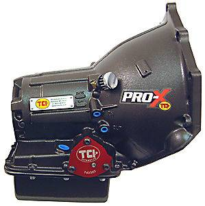 TCI 77884686PX1 Pro X Shorty Powerglide Transmission