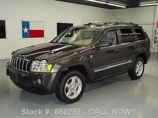 Jeep : Grand Cherokee WE FINANCE!! 2005 JEEP GRAND CHEROKEE LTD 4X4