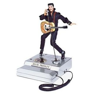 ELVIS PRESLEY COMEBACK SPECIAL ANIMATED MUSICAL PHONE