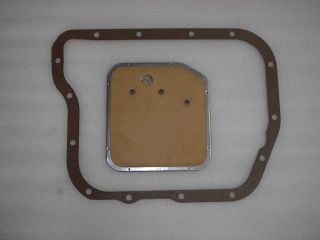 DODGE JEEP A518 46RH 46RE A727 47RH AUTO TRANSMISSION FILTER KIT 1966