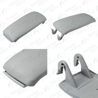 New Grey Fit Audi A6 00 06 Allroad Armrest Arm Rest Cover Lid Console