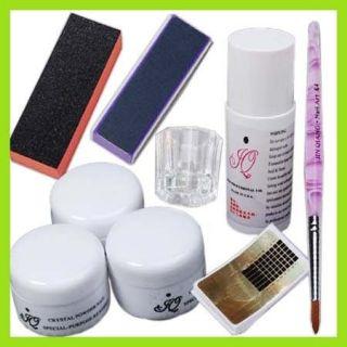 professional acrylic nail kit in Nail Art