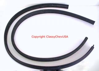 1937 39 1939 1940 1941 1942 1946 Chevy Truck Cab to Running Board Seal