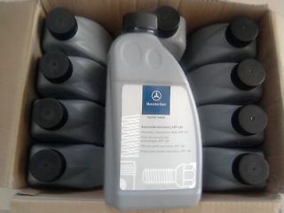 MERCEDES BENZ SYNTHETIC AUTOMATIC TRANSMISSION FLUID