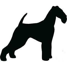Dog Breed Vinyl Car Laptop Decal Decals Sticker Breeds A F
