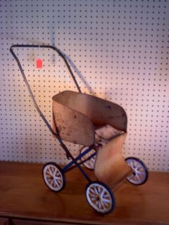 Vintage Baby Doll Carriage Stroller FREE SHIPPING