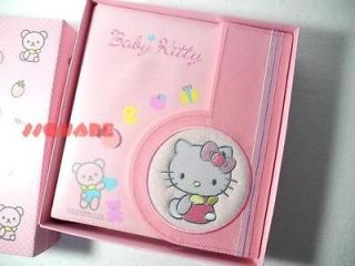 Sanrio Hello Kitty (Baby Kitty) 160pcs Baby Photo Album in Gift Box