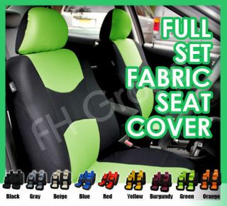 green car seat covers in Seat Covers