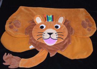 Baby Einstein LION PLAY MAT SECURITY BLANKET Plush Bk21
