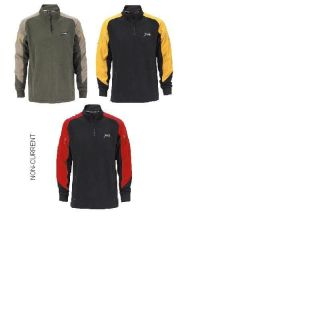 SKI DOO MENS X TEAM FLEECE BEIGE/YELLOW/R​ED 453518