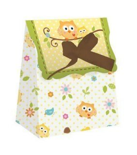 Happi Tree Owl Baby Shower Boy Girl Party Supplies Favor Gift Treat
