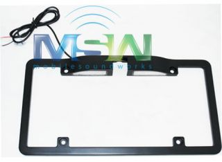 C10LP REARVIEW LICENSE PLATE CAMERA MOUNT KIT for HCE C105 KTXC10LP