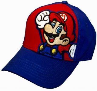 Nintendo   SUPER MARIO Bros. YOUTH HAT  Kid Child Toddler Boy Girl