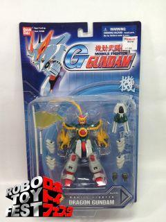 Gundam Mobile Fighter Dragon Gundam Neo China Action Figure MOC