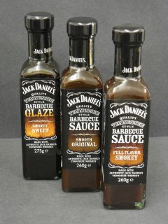 JACK DANIELS TENNESSEE BARBECUE SAUCE SMOKEY ORIGINAL SWEET PUB HOME