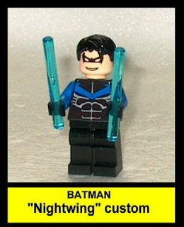 nightwing lego in LEGO