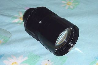 BELL & HOWELL 51mm 2 Fast F/1.2 lens for 500 1500 2500 16mm