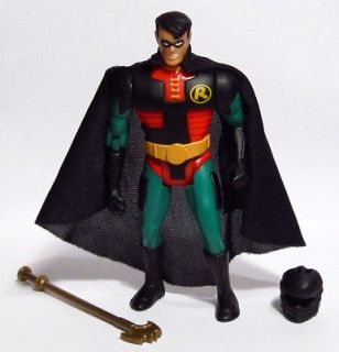 Batman The Animated Series NINJA ROBIN Action Figure btas Kenner 1993
