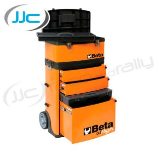 Beta C41H Portable Tool Box Wheeled Trolley Kart Karting Pit Paddock