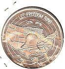 old BiCENTENNIAL Coin 1976 MARDI GRAS LIBERTY BELL