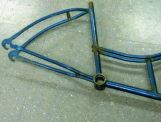 listed Vintage Huffy Daisy Daisy 26 x 1.75 Tandem Bicycle Bare Frame
