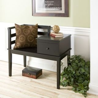 Holly & Martin 09 261 011 5 0​1 Yukon Gossip Bench Black