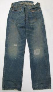 Levis LVC Vault Piece 1915 201 Jean # 602009003 32x36 Made In USA