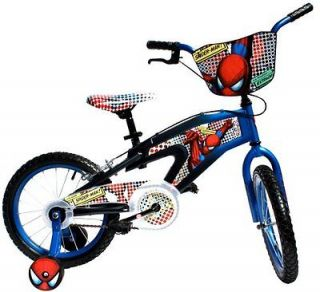 NEW Spider Man Bike (16 Inch Wheels)