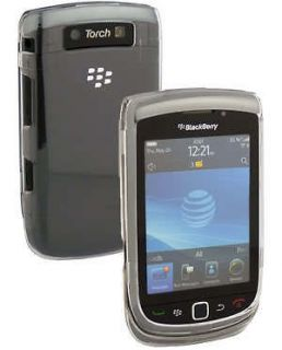 Newly listed Clear Hard Case Cover Skin For BLACKBERRY TORCH 9800