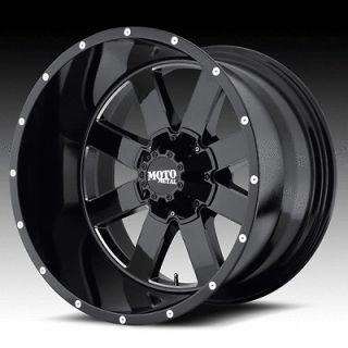 22 inch 22x14 Moto Metal black wheels rims 6x5.5 6x139.7 fj cruiser