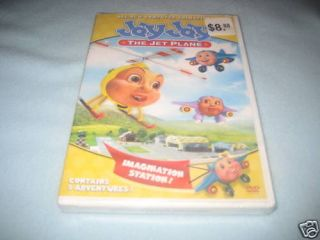 jay jay the jet plane dvd in DVDs & Blu ray Discs