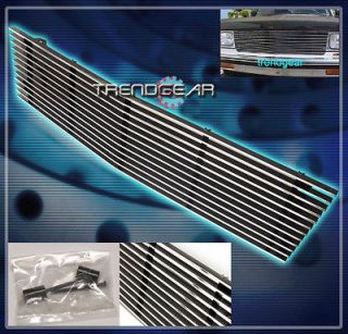 82 90 CHEVY/GMC S10 BLAZER S15 JIMMY FRONT UPPER BILLET GRILLE GRILL
