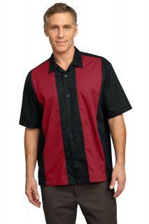 charlie sheen bowling shirt in Casual Shirts