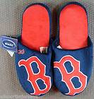 NWT MLB BIG LOGO SLIDE SLIPPERS   BOSTON RED SOX   EXTRA LARGE