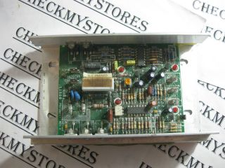 Proform Crosswalk DL PFTL4018 motor controller board treadmill